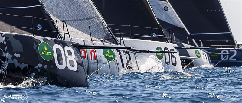 Rolex TP52 World Championship - photo © Nico Martinez