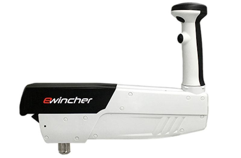 An alternative to electric winches? - photo © Ewincher