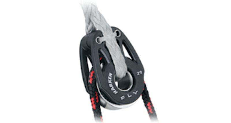 Harken 29mm Fly Block - photo © Harken