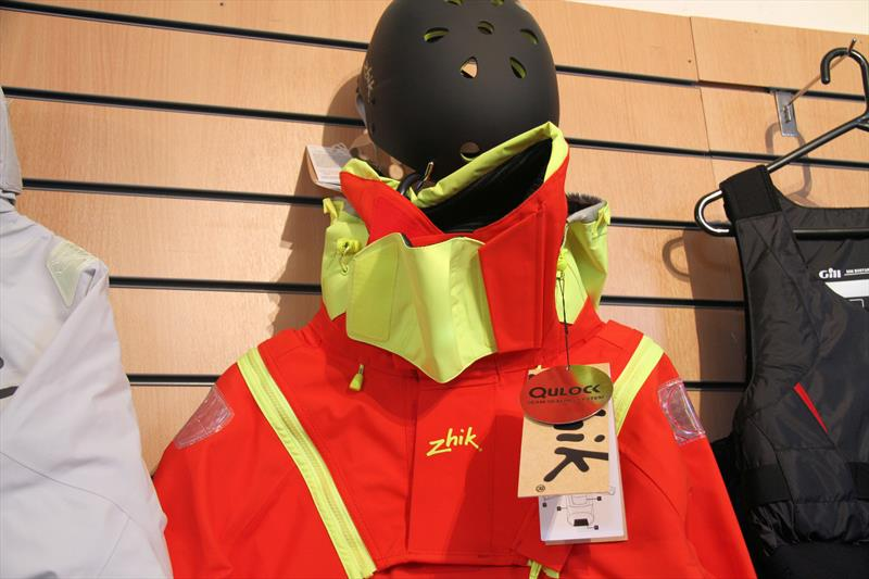 Zhik gear in stock at Wetsuit Outlet - photo © Mark Jardine
